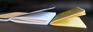 Perfect Binding vs. Saddle Stitching