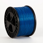 Blue Flat 20 x 24 gauge 5 lb spool Wire (50 lbs. Case)
