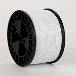 White 20 gauge 5 lb spool Wire (50 lbs. Case)