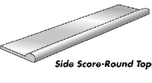 Side Score -(Round Top) Card 20 Ft (6m)