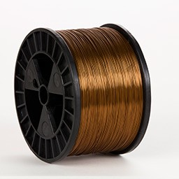 Gold 23 gauge 5 lb spool Wire (50 lbs. Case)