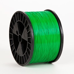 Green 25 gauge 5 lb spool Wire (50 lbs. Case)