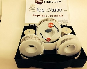 Stop Static Cords Kit - Smaill