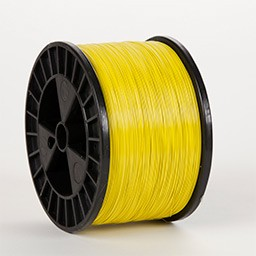 Yellow 24 gauge 5 lb spool Wire (50 lbs. Case)
